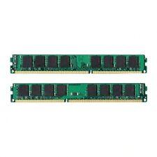 NEW 8GB 2x4GB Memory PC3-12800 DDR3-1600MHz LONGDIMM For Biostar G41D3C