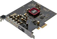 CREATIVE LABS SOUND BLASTER MODEL Z SB1500 PCI E EXPRESS GAMING SOUND CARD AUDIO