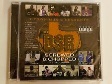 DSR Screwed & Chopped 2002 Big Tuck Dirty South Rydaz DJ Screw Dallas Rap