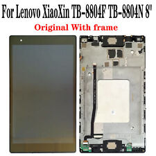 """Original New For Lenovo XiaoXin TB-8804F TB-8804N 8"""" LCD Display Touch Screen"""