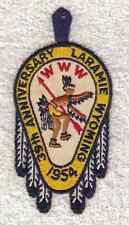 H932 BSA OA Scouts - 1954 NOAC POCKET PATCH  - REAL