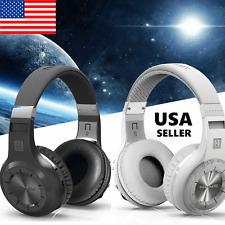 Bluedio Turbine Hurricane H Bluetooth 4.1 Wireless Stereo Headphones Headset Hot