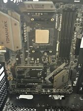 Msi B450 Tomahawk Motherboard AMD