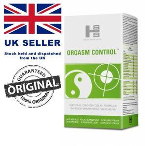 Orgasm Control 60 Pills Delay Premature Ejaculation Stop Orgasm