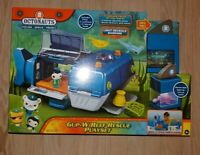 Octonauts Disney Gup W Reef Rescue Playset Fisher Price Peso 3 Creatures Meomi