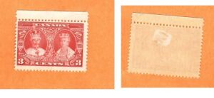SC#213 MH George V & Queen Mary 1935 (Heavily hinged, most of the original gum)