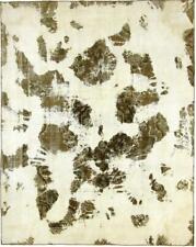 Designer Vintage Picasso Look Jean Wash Perser Teppich Orientteppich 3,38 X 2,70