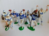 INDIANAPOLIS COLTS 1988/1989 NFL Starting lineup figures open/loose choose