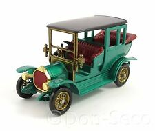 MATCHBOX LESNEY Models of Yesteryear y-3 - 1910 BENZ LIMOUSINE-box-TOP