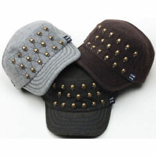 Army Cap 100% Wool Hats for Men