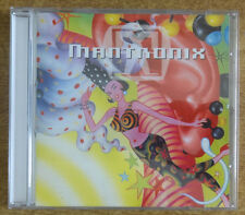 MANTRONIX, The Incredible Sound Machine CD, Capitol Records