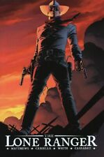 Lone Ranger V1 HC NM 2007 Dynamite Previews Exclusive Cover Comic Book