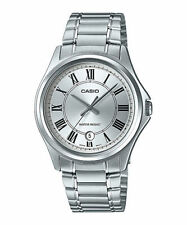 Stainless Steel Band Men's Not Water Resistant Wristwatches