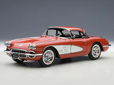 AUTOart Chevrolet Corvette 1958 Signet Red 1:18 (71148)