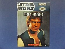 | @Oz |  STAR WARS, Phonics #7, Long E - Meet Han Solo By Quinlan B. Lee, SC