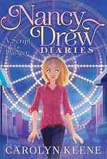 A Script for Danger (Nancy Drew Diaries)-ExLibrary