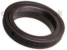 T2/T Telescope lens to M42 Pentax Praktica Carl Zeiss Zenit mount adapter 42mm