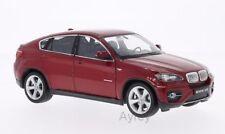 BMW X6 - Dark Red 1/24 Welly Model Car