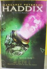 SENT (THE MISSING)  -Margaret Peterson Haddix-  HARDCOVER  ~ NEW