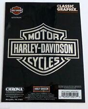 Original Harley Davidson  Classic Logo  Aufkleber Decal Made in USA