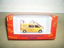 Rietze H0 VW T5 ELW Ost BF Hamburg HH-2950
