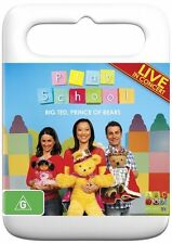 Play School - Big Ted, Prince Of Bears - Live In Concert (DVD, 2011)