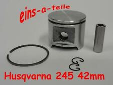 Kolben passend für Husqvarna 245 42mm NEU Top Qualität