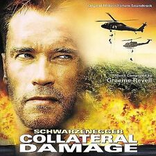 COLLATERAL DAMAGE - ORIGINAL MOTION PICTURE SOUNDTRACK NEW CD