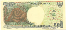 Indonesia 500 rupiah 1992 Unc currency