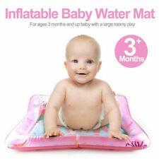 Baby Wasserspielmatte Aufblasbare Bauch Zeit Wasser Früherzieh Spielzeug P1O0