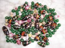 Lot de Perles en Verre