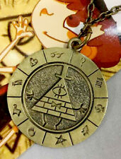 Gravity Falls Bill Cipher Halskette Kette anime game cosplay necklace cartoon