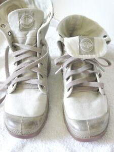 Palladium**Sneaker, Boots Pampa, beige-khaki Farbton**Gr.40, TOP!