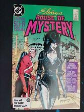 ELVIRA'S HOUSE of MYSTERY #7, VF/NM, Doll Maker, sci-fi, 1986, Sienkiewicz