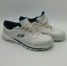 Skechers Go Walk Shoe White Men size 10.5 M US
