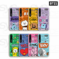BTS BT21 Official Authentic Goods Doodling Graphic Light Up Case + Tracking Num