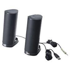 Dell AX210CR USB External Speakers (Black)
