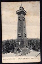 71303 AK Oderberg Mark 1907 Kaiser Friedrich Turm