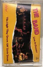 The Band The Night They Drove Old Dixie Down Live Cassette Tape 4XL-57067