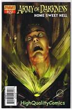 ARMY of DARKNESS : Home Sweet Hell #10, NM-, Sejic, 2007, more in store