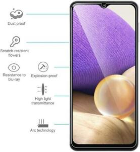 HD Tempered Glass Screen Protector For Samsung Galaxy A12 /A32 5G/A42 5G/A71 5G