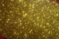 flex OR doré GLITTER Thermocollant Flex, Patch,10x15 cm glitter gold