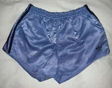 Adidas Vintage Shorts - Blue - Size D6 - Perfect Condition