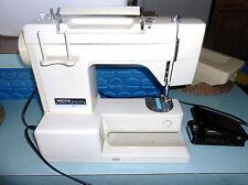 NECCHI Sewing Machine 535FA Zig Zag Portable with Case