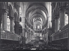 Kent Postcard - Canterbury Cathedral - The Choir Looking East  LC5057