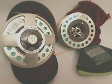 House of Hardy Gem Mk1 Fly reel and Spare Spool Size 10/11