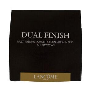 Lancome Dual Finish Multi-Tasking Powder & Foundation in One .001oz Sample Card