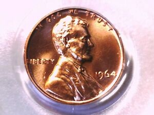 1964 Proof Lincoln Memorial Cent Penny PCGS PR 68 RD 7982964
