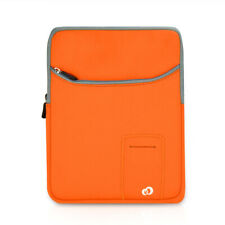 12Inch Orange Padded Neoprene Tablet Sleeve Case Cover For Apple iPad Pro / iPad