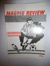 Chorley v Witton Albion 26th April 1986 Multipart League @ Victory Park, Chorley